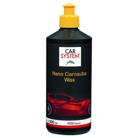Полирпаста Nano Carnauba Wax -0.500 L