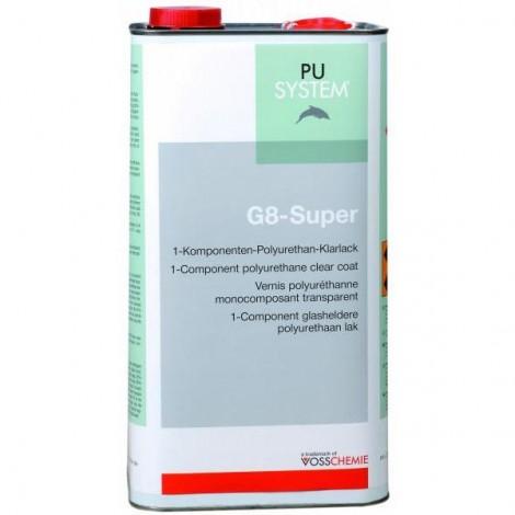 Лак G8-SUPER  PU 10L