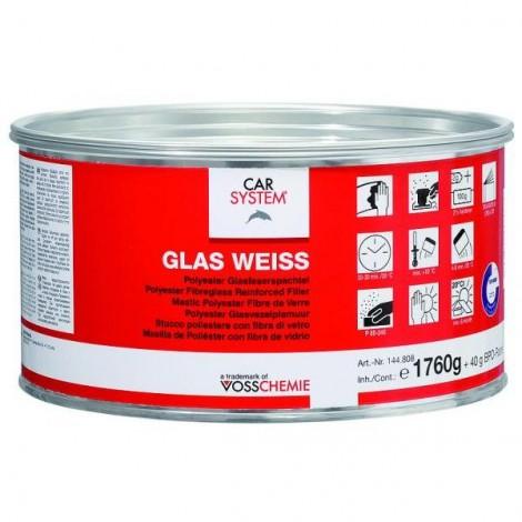 Кит Glas бял- 1.8 кg.
