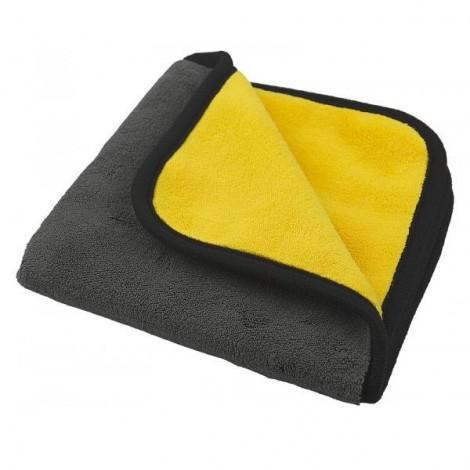 Кърпа черна-жълта Extreme Premium
