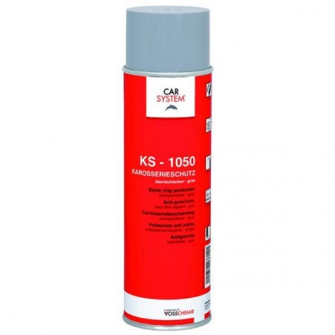 Защита за прагове KS-1050 черна - 0,500