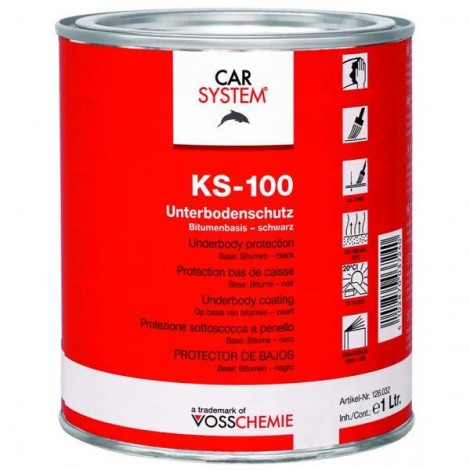 Антикор битум/влакнест KS-100 - 1