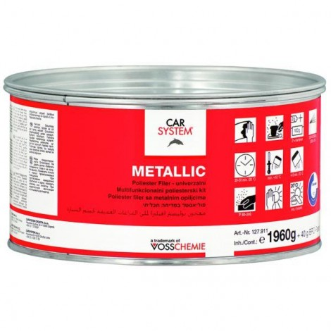 Кит Metalic - 1 кg.