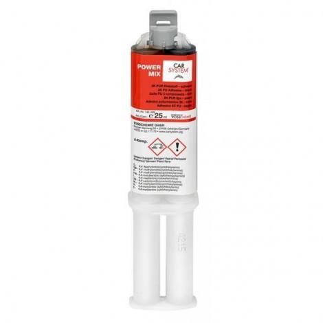 Лепило пластмаса 25ml - 1