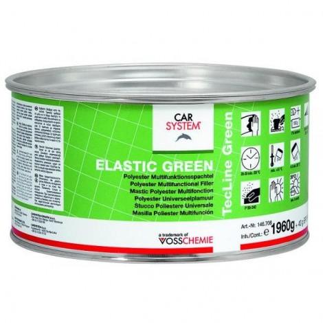 Кит Elastik Green - 2 kg