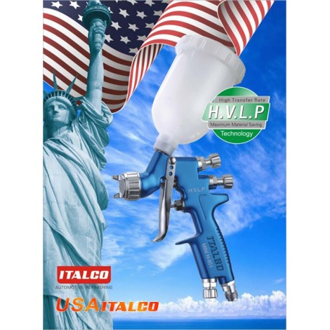 ITALCO Mini H-951 LVMP Пистолет за боядисване