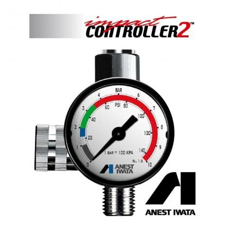 IWATA Регулатор с манометър