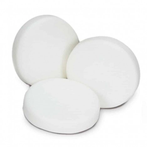Koch Chemie - Полираща гъба бяла мека Ф 160