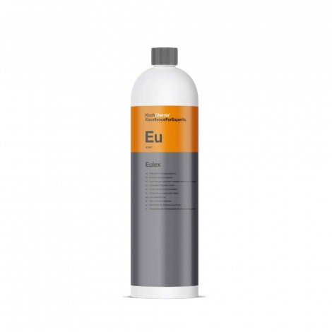 Eu - Eulex - Препарат за почистване на остатъци от лепила и смоли