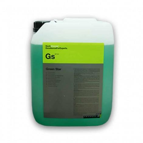 Gs - Green Star - Универсален препарат за почистване