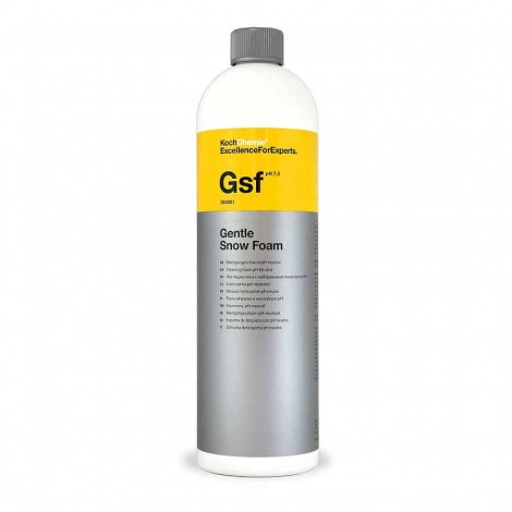 Gentle Snow Foam - Gsf - Пяна за измиване с неутрално PH