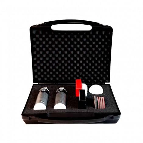 Headlight Polish Set - Професионален комплект за полиране на фарове