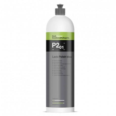 Lack Polish P2.01 – Довършителна полираща паста