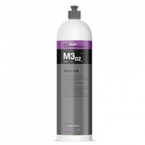 Micro Cut M3.02 – Антихолограмна довършителна полираща паста