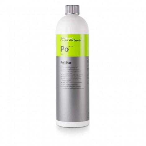 Po - Pol Star почистващ препарат за кожа, алкантара  и текстил