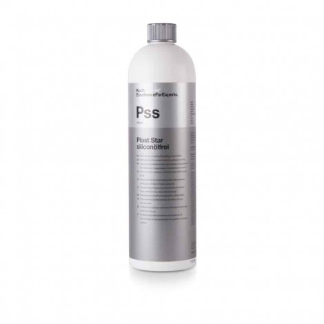 Pss - Plast Star silicone-oil-free - Премиум грижа за пластмаса