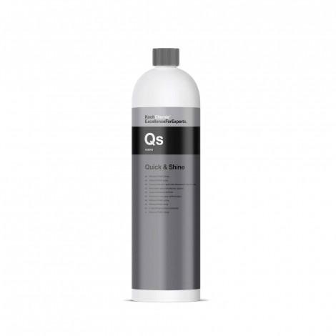 Qs - Quick & Shine - Универсален финиш препарат