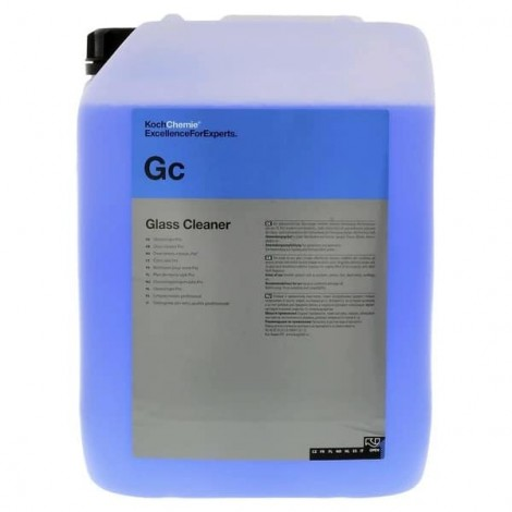 Gc - Glass cleaner - Почистване на стъкла