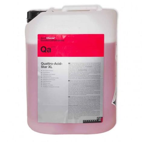 Qa - Quattro-Acid-Star XL - Активен киселинен препарат за почистване