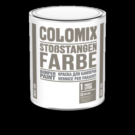 Colomix 1К Боя за пластмаси-черна Структора