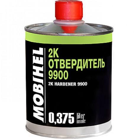 Mobihеl ВТВЪРДИТЕЛ 9900 2K готов цвят акрил 0.375 л.