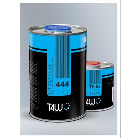T4W 444 Clear Coat 2K HS 2:1 / 1L