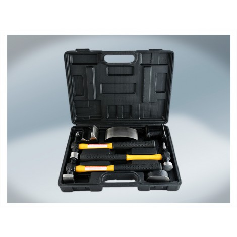 T4W Tinman's set 7pcs. set / plastic handle