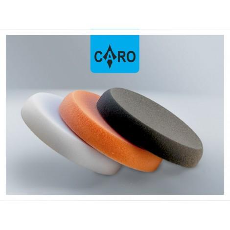 T4W CARO Polishing pad 150mmx25mm white / velcro